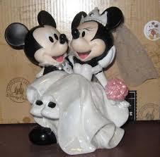 mickey minnie cake topper disney parks wedding mickey minnie mouse cake topper figurines