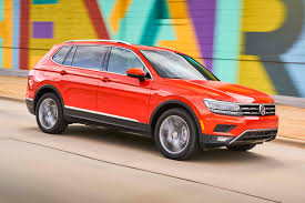 fast volkswagen cars 2018 volkswagen tiguan review growing in a fast paced segment