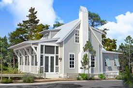 Beach Bungalow Floor Plans Beach House Plans Houseplans Com
