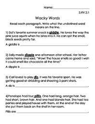 context clues worksheets by elbee u0027s essentials tpt