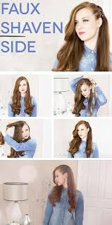 heatless hair styles 21 diy heatless hairstyles for long hair