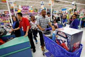 list of major stores open on thanksgiving or black friday the