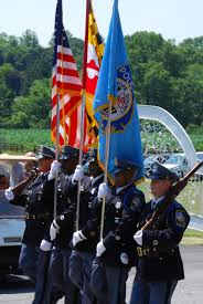 Baltimore Flag Baltimore County Police Department Maryland U S