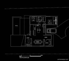 poirier design the white house of costa rica