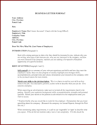 business letter example pdf sample format new calendar template
