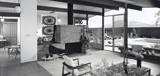 the home style influence of eichler on san mateo ca