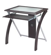 Home Depot Computer Desks Computer Desk With Frosted Glass Office Furniture Desks Glass