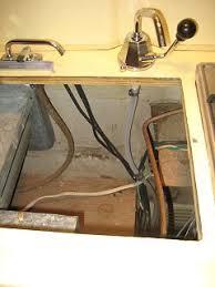 Pop Up Camper Sink Faucet Hand Pumps Anyone Fiberglass Rv