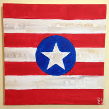 Johns Flag Day Eighty Jasper Johns Existing Things Day Of The Artist