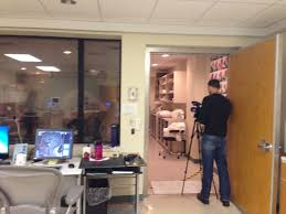 filming our study about dancers u0027 brains mri room