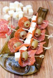 Appetizers Ideas Best 25 Appetizer Skewers Ideas On Pinterest Antipasto Skewers