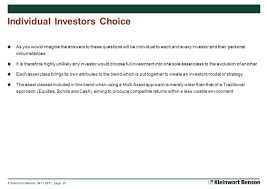 modern portfolio theory and multi asset investment u2013 did markowitz