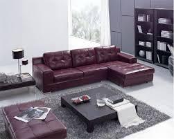 Maroon Leather Sofa Burgundy Leather Sofa Ideas Design Contemporary Sofas