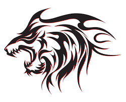 tribal wolf tiger tattoos meanings ideas dave