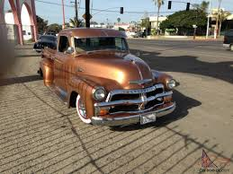 first chevy truck 1955 first series
