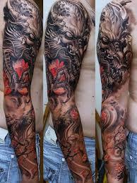 badass and original sleeve tattoos top 157 trending sleeve tats