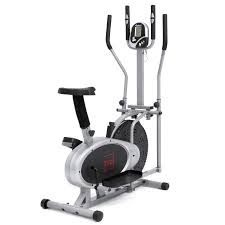 Best Cross - best choice products elliptical bike 2 in 1 cross trainer exercise