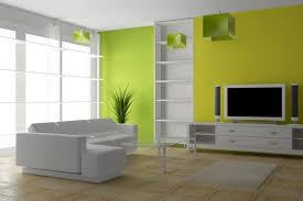 painting adjoining rooms different colors vertical molding to