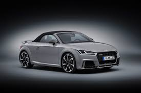 audi tt rs roadster 2017 cartype