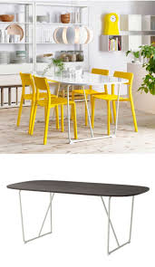 Ikea Leaf Dining Tables Ikea Stackable Chairs Ikea Glass Dining Table