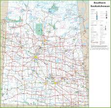Southern Germany Map by Saskatchewan Maps Canada Maps Of Saskatchewan Sask Sk