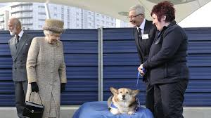 the queen has adopted a new corgi and his name is adorable