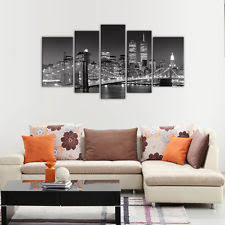 New York City Home Decor New York City Painting Ebay