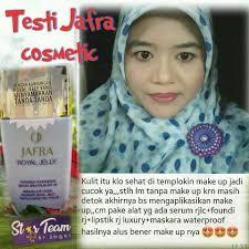 Serum Wajah Jafra real testi jafra