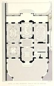 floor plan hotel 21 best french hotel plans images on pinterest architecture plan