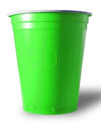 bicchieri verdi bicchieri americani originale cup verdi