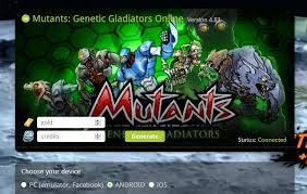 mutants genetic gladiators apk mutants genetic gladiators mod apk mod apk cheats and tips for