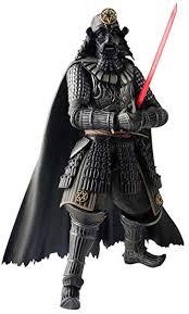amazon com star wars samurai taisho darth vader figure ban92046