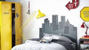 tete de lit chambre ado chambre ado fille garçon york londres rock côté maison