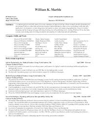 Sample Resume Objectives For Marketing Job by Letter To The Author Example The Letter Sample Sample Resume