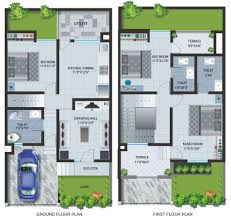 apartments house drawings and plans free home layout design