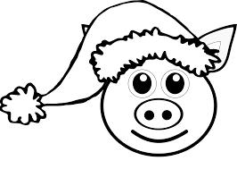 pig coloring pages u2013 wallpapercraft