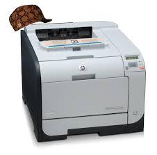 College Printer Meme - scumbag college printer quickmeme