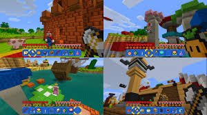 the big u0027minecraft u0027 cross platform update is live but not on switch