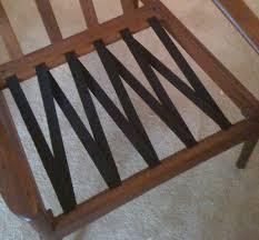 Rubber Upholstery Webbing Grete Jalk Teak Lounge Chair Modern Chair Restoration
