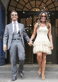 wedding registry uk tamara ecclestone and husband rutland make their union