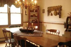 primitive dining room tables 16 primitive dining room decorating ideas from farmhouse country