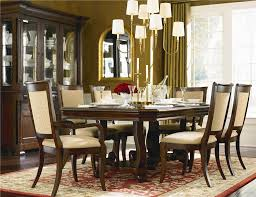 Louis Philippe Dining Room Bassett Louis Philippe Trestle Dining Table Chair Set Ahfa