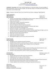 Fresher Accountant Resume Sample Accountant Accountant Sample Resume