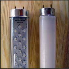 led tube lights vs fluorescent tms electrical contractors led vs fluorescent