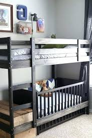Crib Loft Bed Loft Bed With Crib Underneath Bunk Bunk Bed Weight Limit Toddler