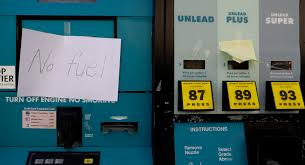 Gas Prices By State Map by Hurricane Harvey Causes Gas Prices To Skyrocket Across U S Time Com