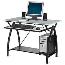 Office Depot Computer Desks Realspace Alluna Collection Computer Desk 29 H X 39 12 W X 23 58 D