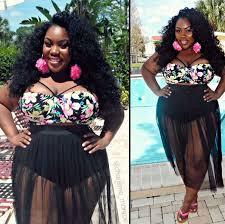 31 plus size women in bikinis who prove that fatkini season is the