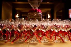 wine wedding favors 27 etched wine glass wedding favors significant events of