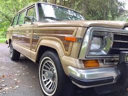 1989 jeep wagoneer 1989 jeep grand wagoneer grand wagoneer by classic gentleman